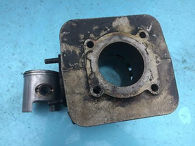 Aprilia Sr125 Cylinder Barrel Sr 125 Cylinder Barrel Piston