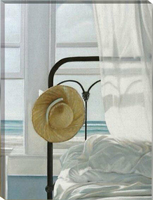 Framed Painting by Number kit Home Near The Sea Holiday vacation Cap DIY HT7001