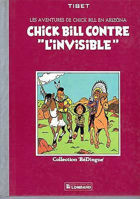 Chick Contre L'invisible Tibet Collection Bedingue Editions Du Lombard 1983