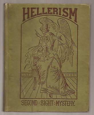 HELLERISM by Harry Hermon 1884 Second Sight Mystery