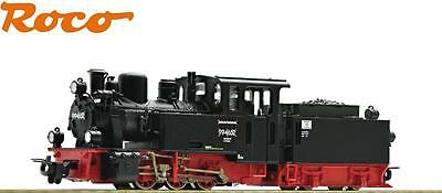 "Roco H0e 31031-1 Narrow gauge Tender locomotive BR 99 4652 d. DR ""DCC Digital"""