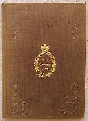 1837 Queen Victoria Accession Coronation Gem Panorama Of Her Pedigree