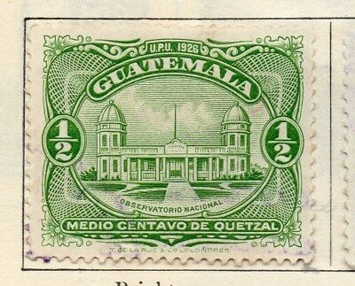 Guatemala 1929 Early Issue Fine Used 1/2c. 108068