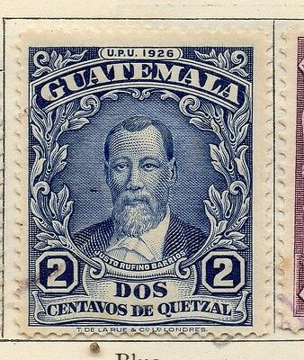 Guatemala 1929 Early Issue Fine Used 2c. 108070
