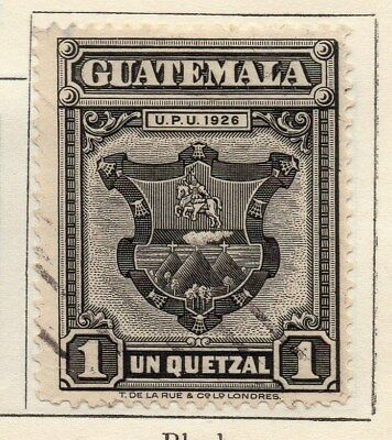 Guatemala 1929 Early Issue Fine Used 2Q. 108078