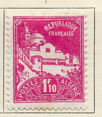 Algeria 1926-27 Early Issue Fine Mint Hinged 1F.10c. 106890