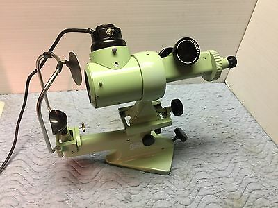 BAUSCH & LOMB B&L Keratometer Ophthalmometer 71-21-35 Good Condition