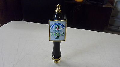 Rare Southampton French Style  Christmas Ale Beer Tap Handle Only One On Ebay