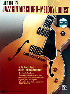 JAZZ GUITAR CHORD-MELODY COURSE Basic to Advanced Book&MP3 ChordTheory Arranging