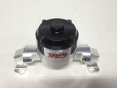 Csr Electric Water Pump Suit Holden V8 253 308 304 Silver Finish - Csr929C