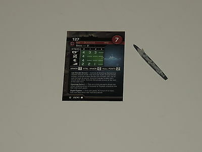 Axis & Allies War at Sea Flank Speed Miniature T27 26-40
