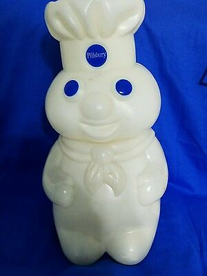Pillsbury doughboy collectibles--great Christmas item for kids!