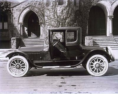 1920s Buick Coupe 8X10 Photo