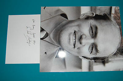 1966 World Cup Dr Neil Phillips Team Doctor Signed Card With 10X8 Photo