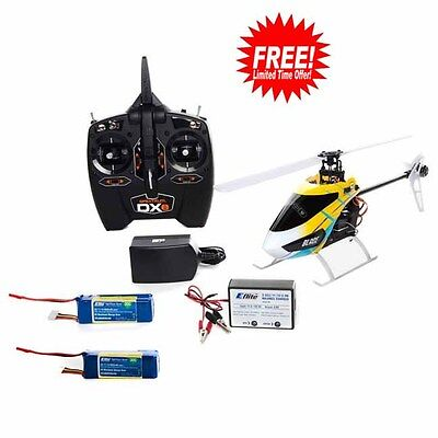 Blade BLH2600 Blade 200 S Helicopter RTF w/ SAFE Tech / DXE / FREE Extra Battery