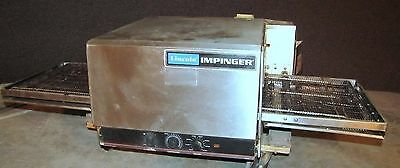 Lincoln Impinger 1301-8 Electric Conveyor Pizza Oven-Countertop/stackable(#1545)