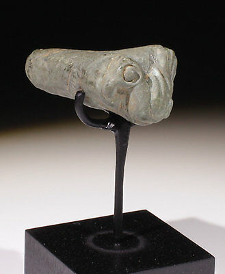 Viking Ainsbrook Type Punch Die - Circa 10Th-11Th Century Ad