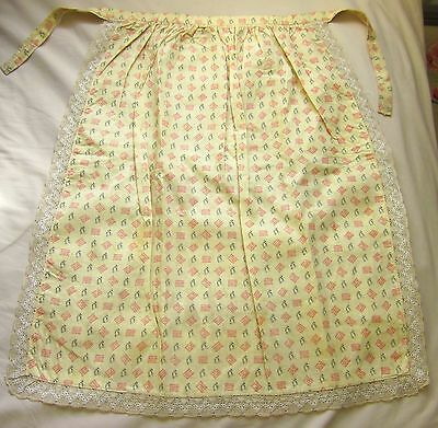 1887 Queen Victoria Golden Jubilee Child's Pinny Pinafore Apron Collectable