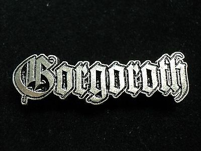 Gorgoroth Pin  Badge