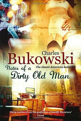 Notes of a Dirty Old Man by Charles Bukowski (Paperback 2009)  Great Gift!
