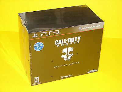 Call of Duty: Ghosts - Prestige Edition (Sony PlayStation 3) BRAND NEW