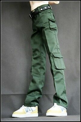 [wamami] 99# Green Army Pants/Trousers/Outfit 1/4 MSD AOD LUTS BJD Dollfie