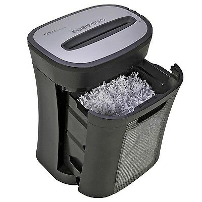 New Royal 12 Sheet Crosscut Paper Shredder 4.5 Gallon Bin Cross Cut