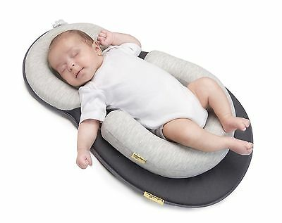 BABYMOOV Cosydream Smokey Baby Position Support Cushion New Free Post