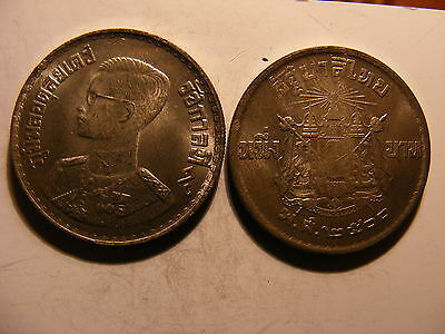 THAILAND 1957 Baht - UNCIRCULATED - Y#82.1