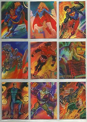 """1995 DC PEPSI (Master Series) """"Complete MEXICO Set"""" of 100 Cards (1-100) HTF!!!"""