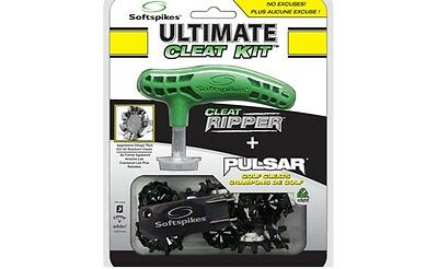 Softspikes Ultimate Cleat Kit, Cleat Ripper Plus Pulsar Spikes.