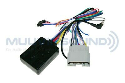CHRYSLER DODGE JEEP Radio Replacement Interface Wiring ... on