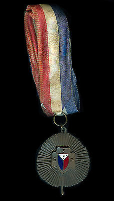 Vintage Girl Scout of the Philippines GSP Medal Award