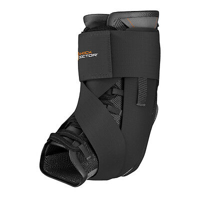 Troy Lee Designs Ultra Wrap Lace Mountain Bike Ankle Support Black
