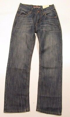 "Tommy Hilfiger Boys Revolution ""Dylan"" Slim Fit Medium Wash Jeans"