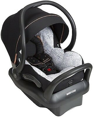 Maxi-Cosi Mico Max 30 Air Protect Spl Edition Infant Car Seat w/ Base City Motif