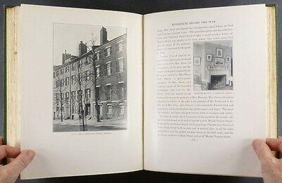 Greek Revival Architecture by Charles Bullfinch -1925 Book, Interiors Exteriors