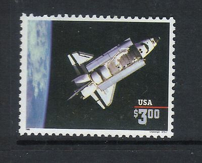 Usa 1995 Challenger Space Shuttle $3 Value Mnh