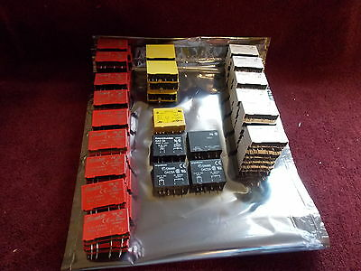 GRAYHILL SOLID STATE RELAY MODEL-70-0DC5=38pcs and 70M-1DC5=32pcs and more=81pcs