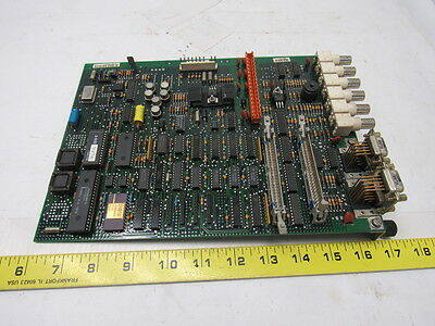 Cincinnati Milacron 3-533-0941G Rev. A Circuit Board Card