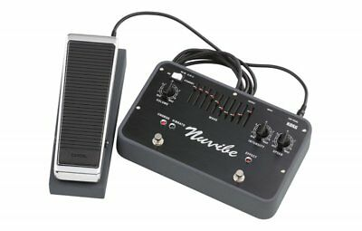 Korg NuVibe Vibrato And Chorus Instrument Guitar Pedal