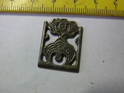 Ancient Silver Ornament