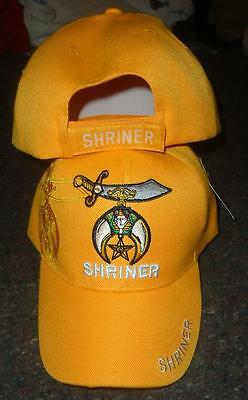 Shriners  Freemasonry  Mason Masonic New Embroidered  Ball Cap