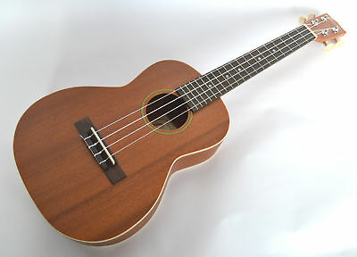 Tenor Ukulele In Satin Finish By Clearwater With Aquila Strings - Latest Model