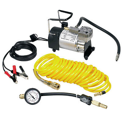 Rac900 Ring Automotive Heavy Duty Air Compressor (Compressors) Travel & Touring