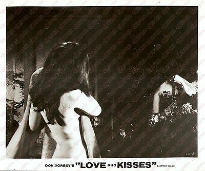 1971 LOVE AND KISSES Nude scene from the movie by Don DORSEY *Photo 25x20 cm