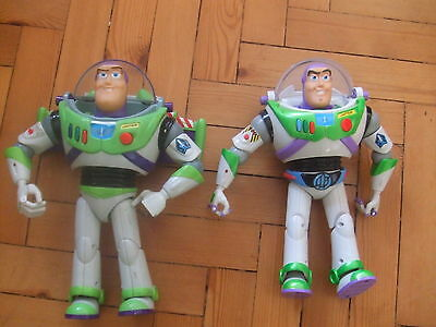 Disney Pixar Toy Story 2 x Buzz Lightyear for Spares & Repairs 1 Talking