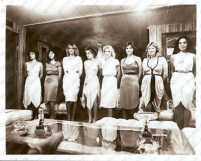 1983 CHICKEN RANCH Prostitutes in a NEVADA brothel - Documentary *Photo 25x20 cm