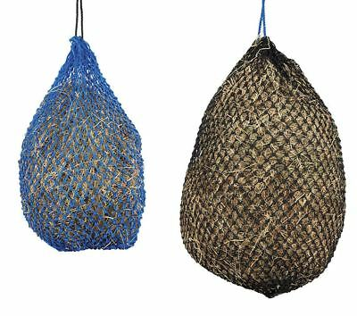 """Shires Greedy Feeder Haynet Haylage Net 1"""" holes, Small or Large 1037"""