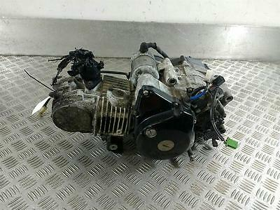 2011 Honda INNOVA 125 2011 Engine